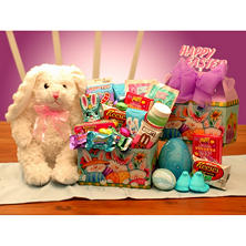 Peter Cottontail's Easter Care Package