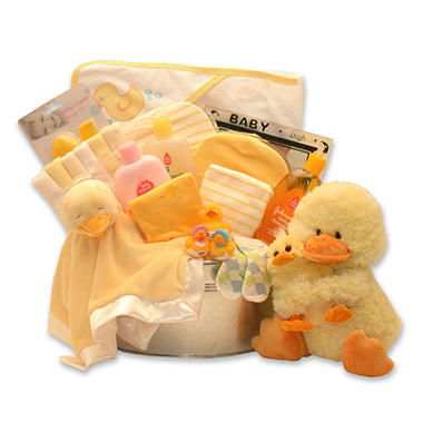 Bath Time Baby Deluxe Gift Tub