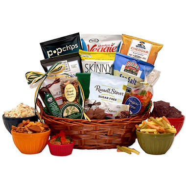 Sugar free diabetic gift basket sams club sugar free diabetic gift basket negle Image collections