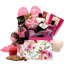 Spa Day Getaway Gift Box