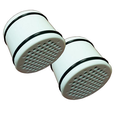 Pure Blue H2O Shower Head Replacement Filter (2 Pack ...