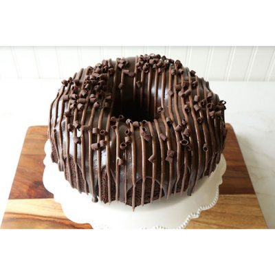 Triple Chocolate Bundt Cake 54 oz Sams Club