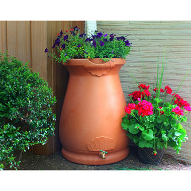 65-Gallon Rain Wizard Urn, Assorted Colors