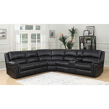 Fairrington Triple Reclining Sectional