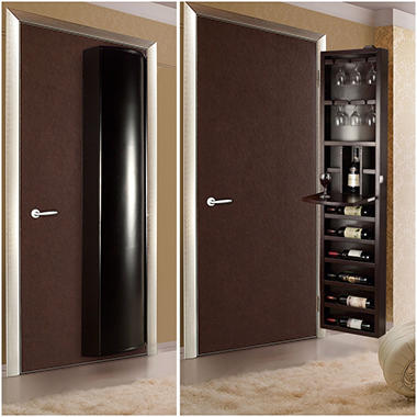 Cabidor Wine Steward Behind-the-door Storage Cabinet & Cabidor Wine Steward Behind-the-door Storage Cabinet - Samu0027s Club