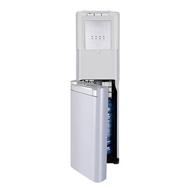 hamilton beach hot u0026 cold bottom load water dispenser white - Primo Water Cooler