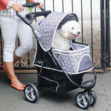 Promenade Pet Stroller (Choose Your Color)
