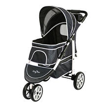 Gen7Pets Monaco Pet Stroller (Choose Your Color)