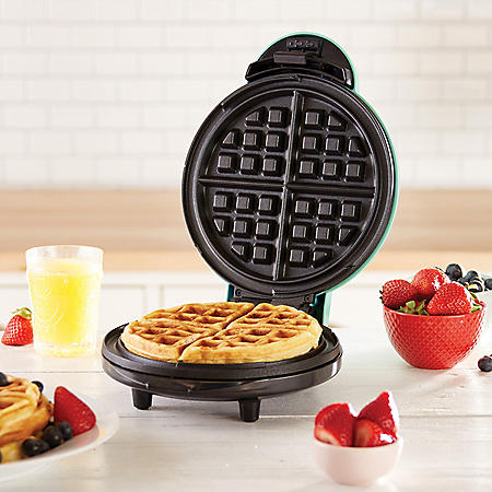"""Dash 8"""" Express Waffle Maker (Assorted Colors)"""