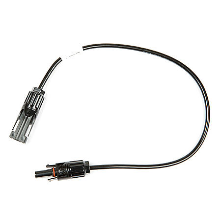Grape Solar 16 in. Extension Cable