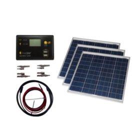 Grape Solar 150-Watt Off-Grid Solar Panel Kit