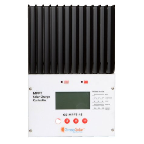 Grape Solar 45 Amp MPPT Solar Charge Controller