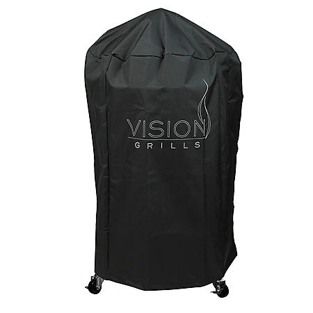 Full Length Grill Cover for Large Vision Kamado Grill