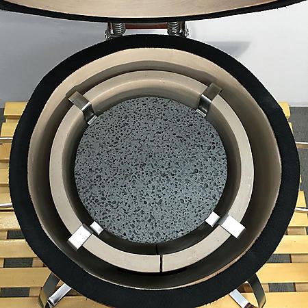 Dual Purpose Lava Stone/Heat Diffuser, Small