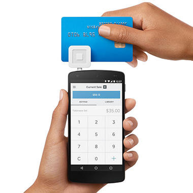 square card reader - Card Swiper For Android