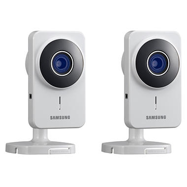 Samsung SmartCam WiFi Security Camera - 2-Pack - Sam's Club