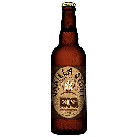 Big Muddy Vanilla Stout (12 fl. oz. bottle, 6 pk.)