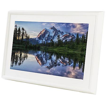 "Meural Modern Digital Art Frame Powered by Netgear 27"" Digital Canvas (Choose Color)"