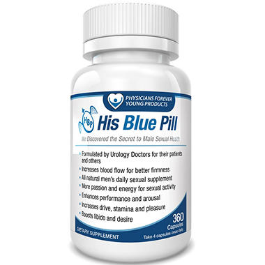 Male sexual health pills