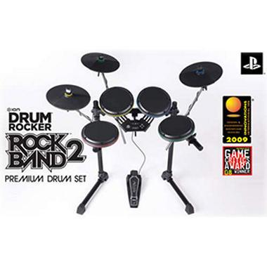 Rock Band 2 Premium Drum Set Playstation 2 3 Sam S Club