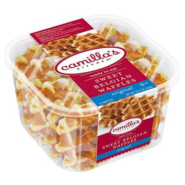 Camilla S Kitchen Sweet Belgian Waffles