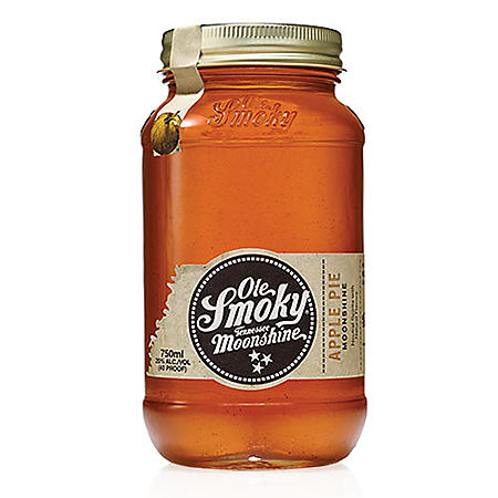 Ole Smoky Apple Pie Moonshine (750 ml)