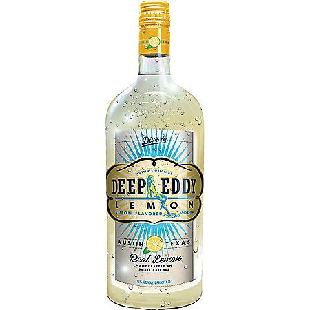 Deep Eddy Lemon Vodka (1.75 L)