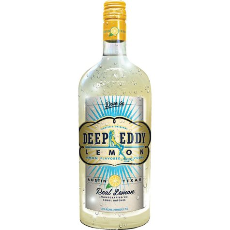 Deep Eddy Lemon Vodka (1.75 L)