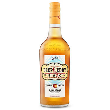 Deep Eddy Peach Vodka (1.75 L)