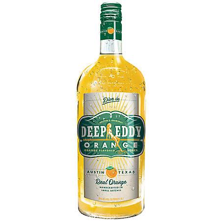 Deep Eddy Orange Vodka (1.75 L)