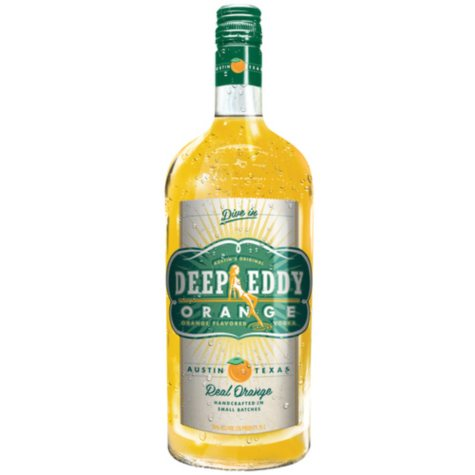 Deep Eddy Orange Vodka (1.75 L)