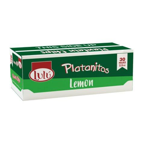 Lulu Lemon Plantain Chips (30 ct.)