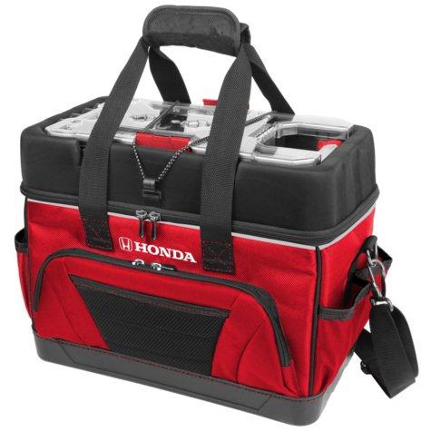 "Honda 16"" Tool Bag with Plastic Organizer"
