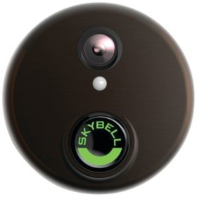 Skybell HD Wi-fi Video Doorbell (Choose Color)