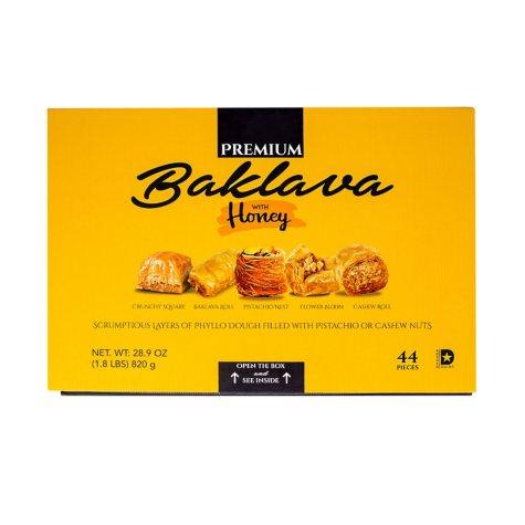 Premium Baklava (28.92 oz., 44 ct.)