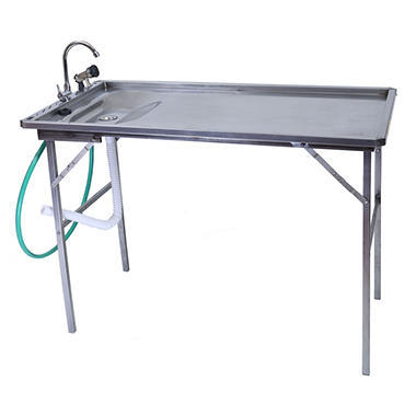 Stainless Steel Multi-Function Table