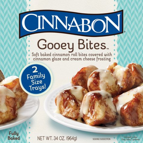 Cinnabon Gooey Bites (34 oz.)