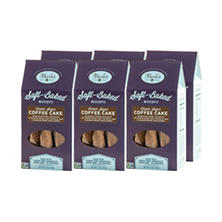 Brown Sugar Coffee Cake Soft-Baked Biscotti (5 oz. ea., 6 pk.)