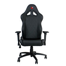 RapidX Ferrino Gaming Chair - Black on Black