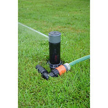 "Quick-Snap In-Ground 5"" Pop-Up Adjustable Sprinklers, 2-Pack"