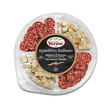 Veroni Salami and Cheese Aperitvo Platter (8 oz.)