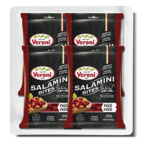 Veroni Salamini Bites (3 oz., 4 pk.)