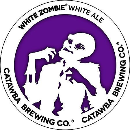 Catawba White Zombie Ale (12 fl. oz. can, 6 pk.)
