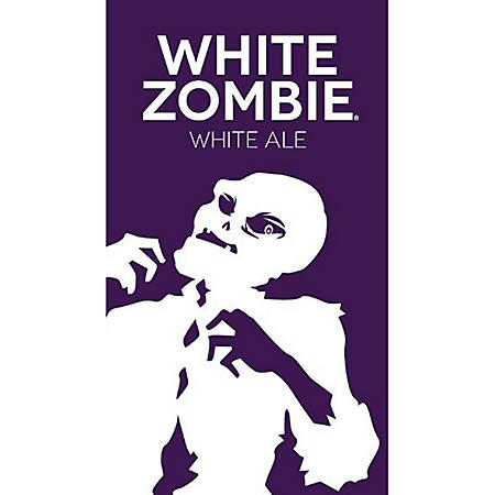 Catawba White Zombie Ale (12 fl. oz. can, 12 pk.)