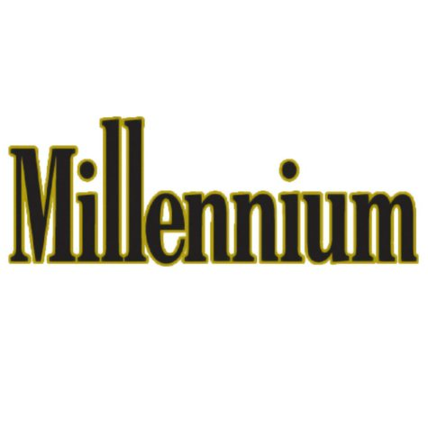 Millennium Cherry Cigars 100s - 200 ct.