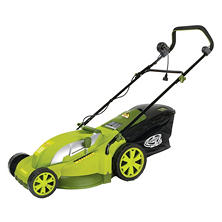 "Sun Joe 17"" 13-Amp Corded Electric Lawn Mower/Mulcher"