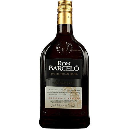 Ron Barcelo Anejo Aged Rum (750 ml)