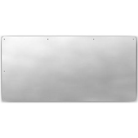 "diamondLife 24""x48"" MagPanel (Brushed Stainless Steel)"