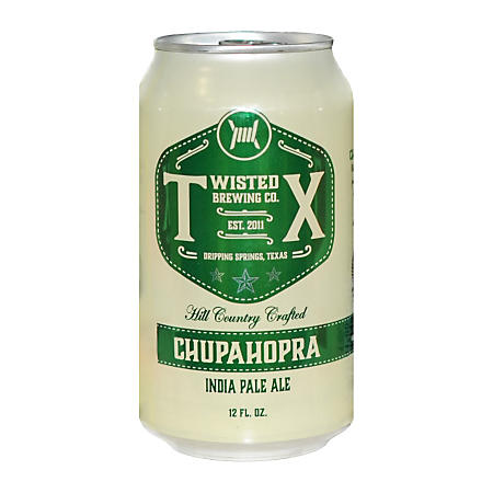 Twisted X Chupahopra IPA (12 fl. oz. can, 6 pk.)
