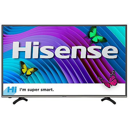 """Hisense 65"""" Class 4K Smart TV - 65CU6200"""